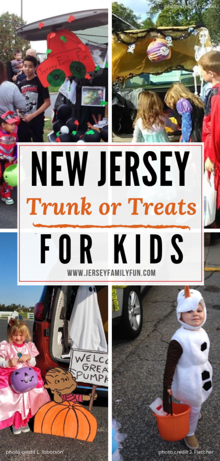 New Jersey Trunk or Treat Events pinterest images