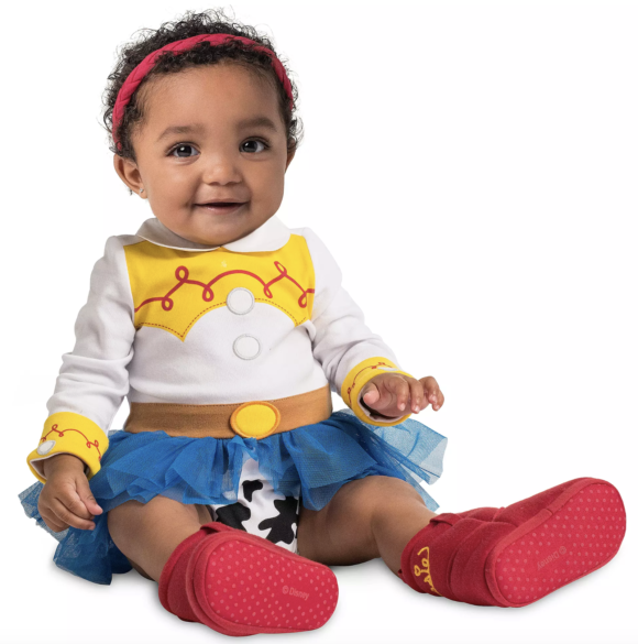 toy story Jessie Costume Bodysuit for Baby