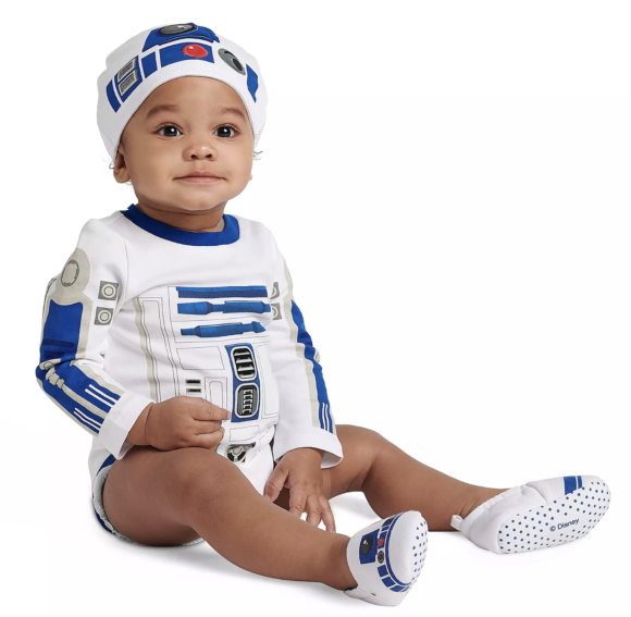 R2-D2 Costume Bodysuit for Baby – Star Wars
