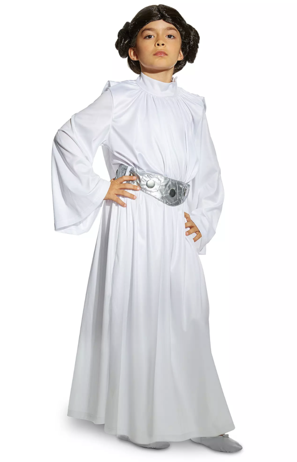 Princess Leia Costume for Kids – Star Wars