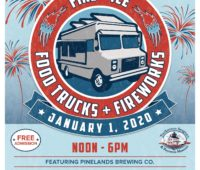 Tuckerton Seaport's Fire and Ice Festival