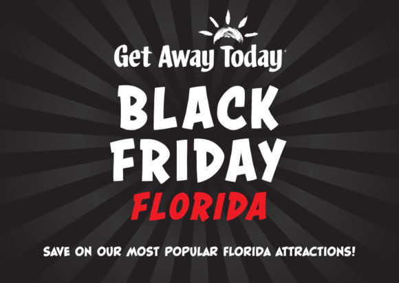Get away today black friday deals on Disney world tickets and universal orlando tickets