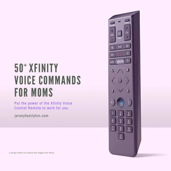 50 Xfinity Voice Commands For Moms Jersey Family Fun