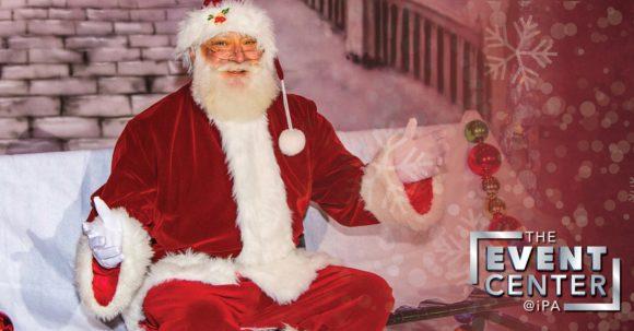 Santa Claus appearances at iPlay America