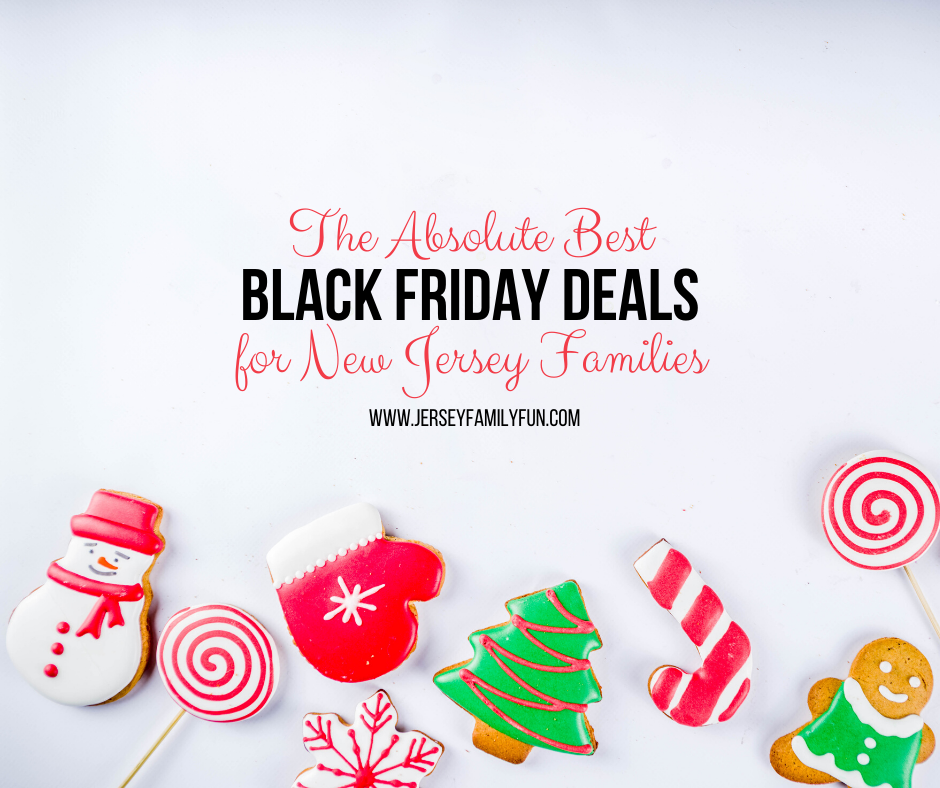 Black Friday Deals New Jersey Families