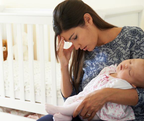 south jersey mom with postpartum depression