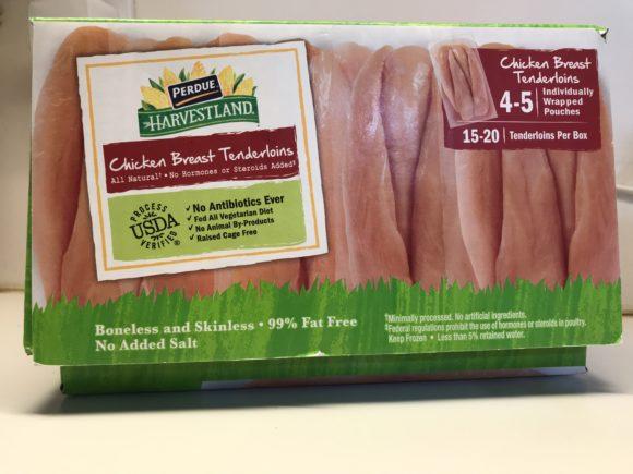 Perdue farms delivers Perdue Harvestland Boneless Skinless Chicken Breast Tenderloins