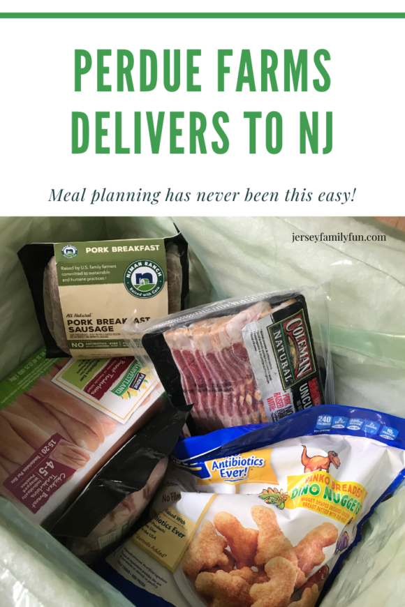 image of perdue home delivery of foods to new jersey
