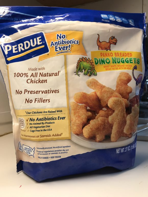 Perdue Farms delivers Perdue Panko Breaded Dino Nuggets
