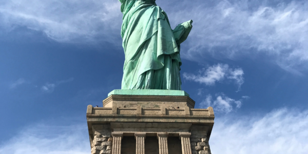 Statue of Liberty Square image for instagram