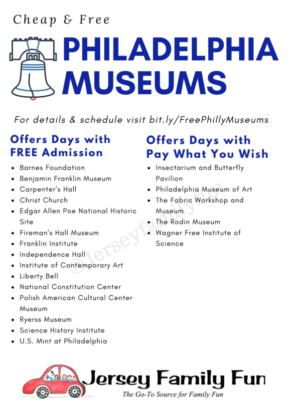 Philadelphia Museums that offer free admission