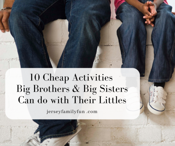 Cheap activities for Big Brothers Big Sisters volunteers
