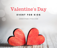 New Jersey Valentine's Day event for kids