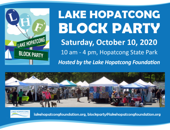 Lake Hopatcong Block Party
