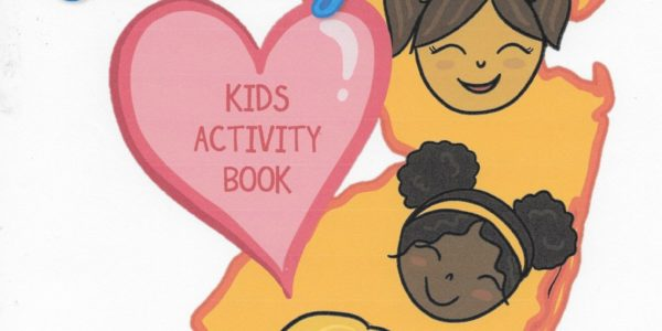 New Jersey Kids Activity Books