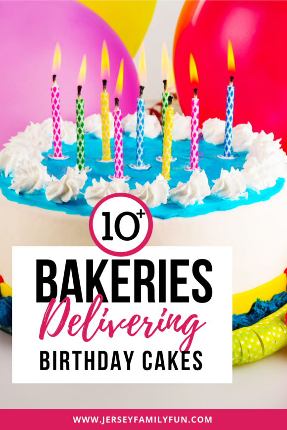 New Jersey bakeries that ship birthday cakes