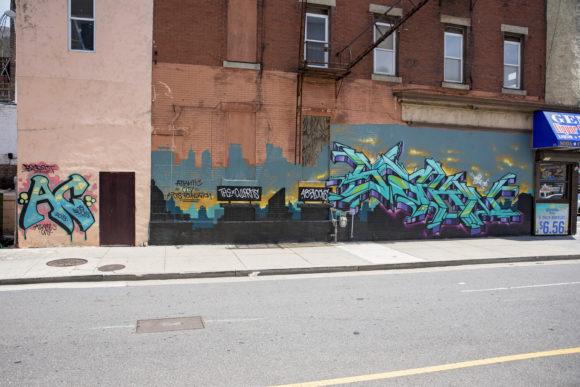 4SAKN THE CULPRITS Culprit City Mural in Atlantic City