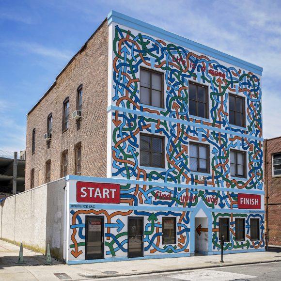 find your way atlantic city mural