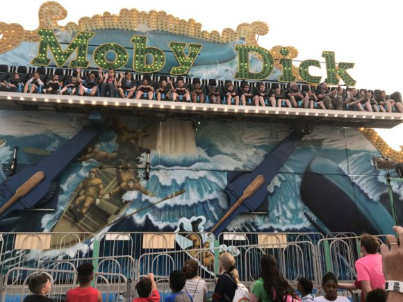 Moby Dick Ride at Morey's Piers in wildwood