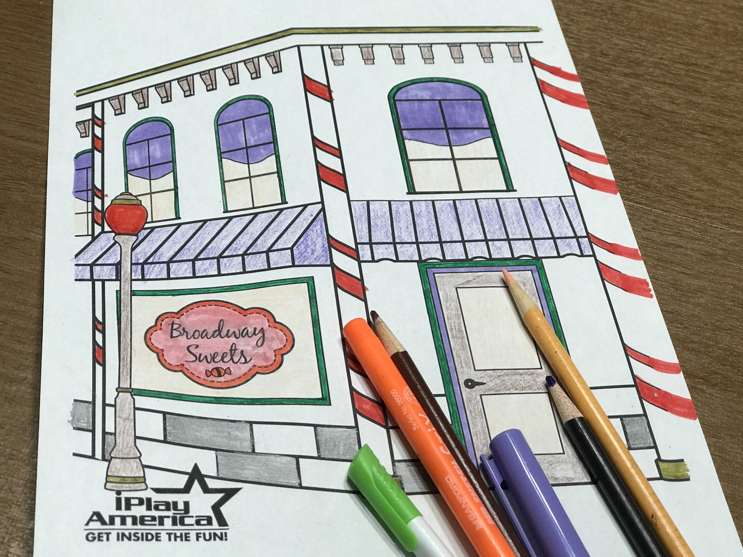 New Jersey Coloring Pages And Activity Sheets Jersey Family Fun