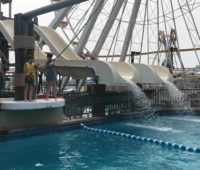 Raging-Waters-Water-Park-Rope-Swing-at-Moreys-Piers