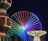 Morey's Piers reopens the ferris wheel and select rides