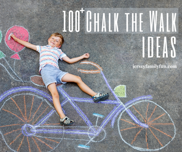 Chalk the walk ideas featured image