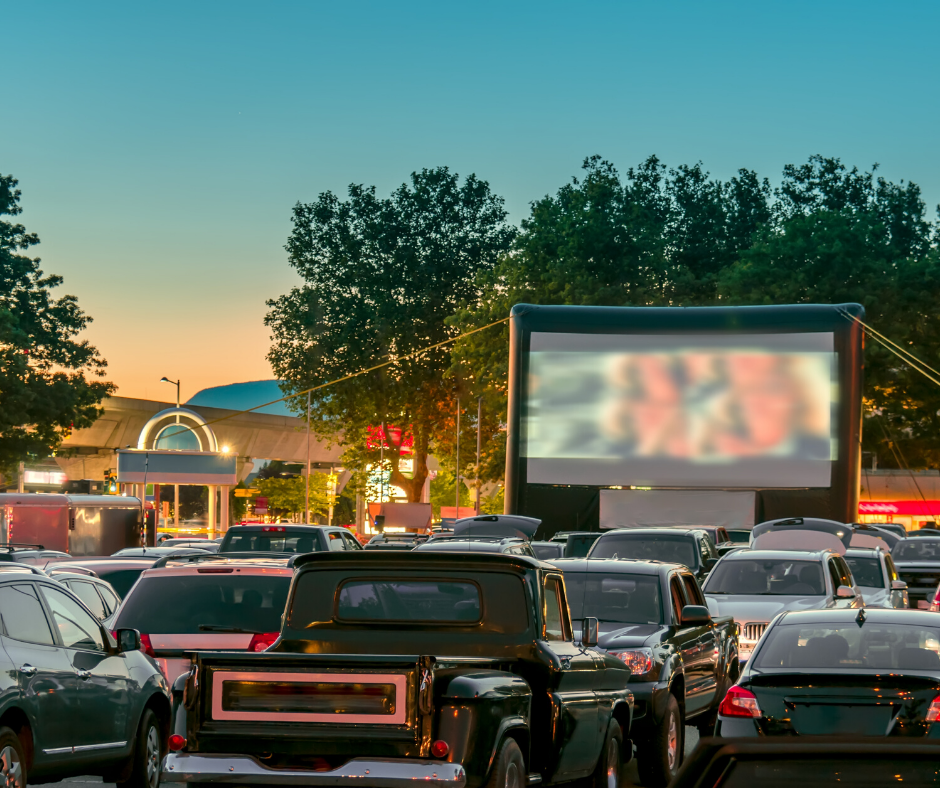 Drive In Movies In Robbinsville