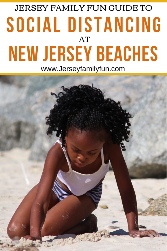 Jersey Family Fun guide to social distancing at New Jersey beaches