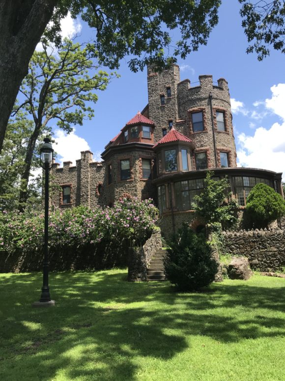Kip's Castle in Essex County New Jersey