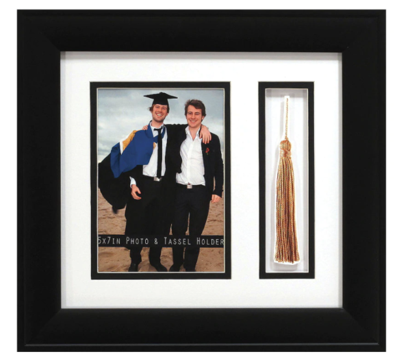 Graduation Tassel Photo Frame from Party City