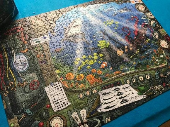 Escape Puzzle 759 by Ravensburger