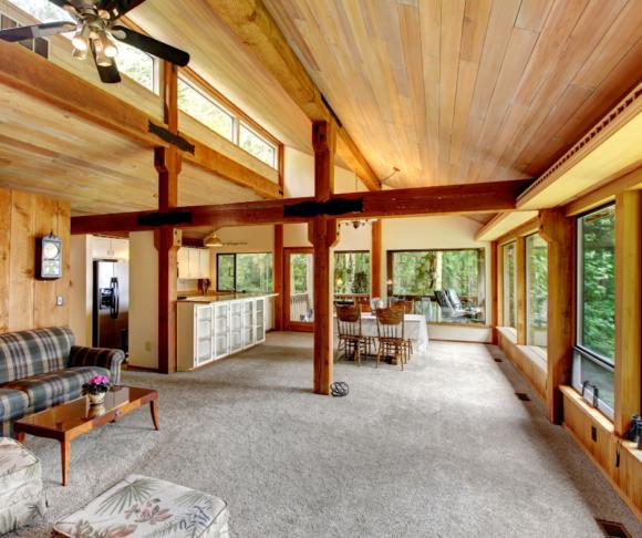 spacious cabin rentals