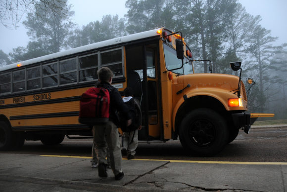 School buses will run when NJ schools reopen