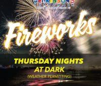 Jenkinsons Boardwalk fireworks