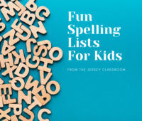 Fun-Spelling-Lists-For-Kids