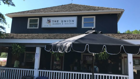The Union Market & Gallery at the Tuckerton Seaport in Tuckerton, NJ.