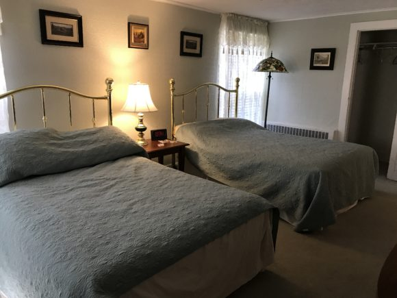 The Family suite at J.D. Thompson Inn in Tuckerton