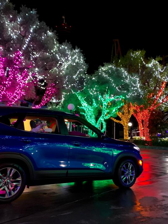 Six-Flags-Great-Adventure-drive-thru-Christmas-lights-2
