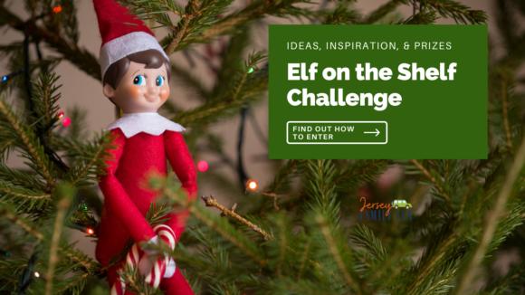Elf on the Shelf Challenge image for twitter