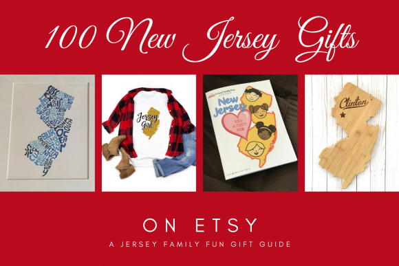 100 New Jersey gifts on Etsy