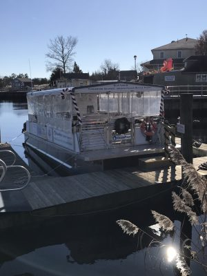 Tuckerton Seaport Holiday Boat Ride picture