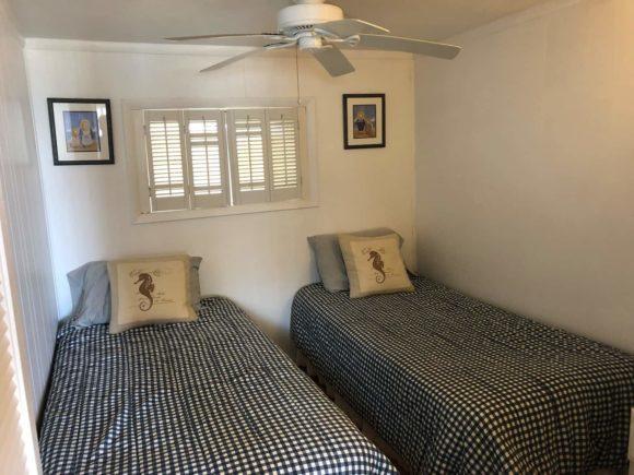 Cute North Wildwood Beachfront Condo bedroom for kids
