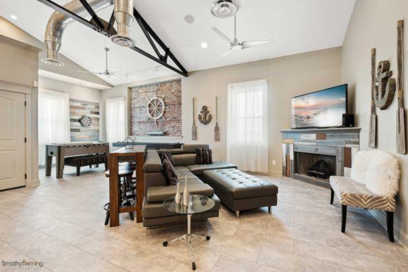 Luxury Wildwood Condo Rental with Game Area