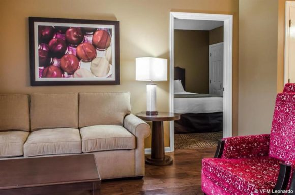 The Suites at Hershey Rentals are located near Hersheypark.