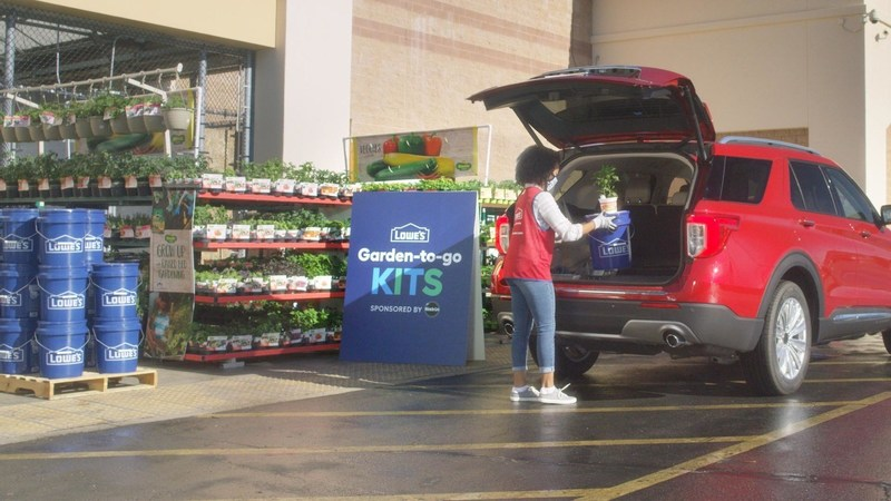 Lowes Garden to Go Kits for Kids