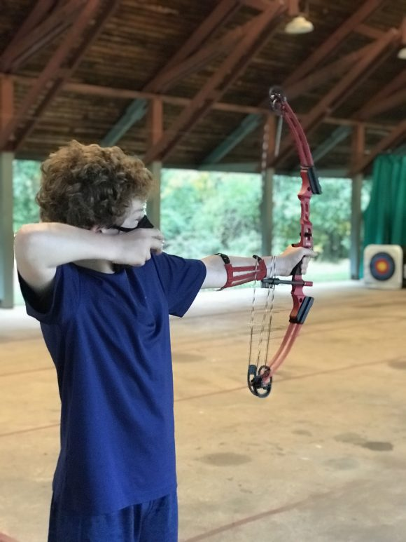 Archery at Monmouth County Park