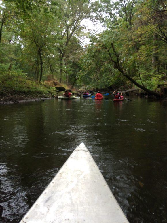 Fall Float Festival at Historic Smithville park
