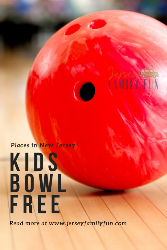 New Jersey Kids Bowl Free