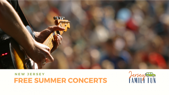 Free New Jersey summer concerts